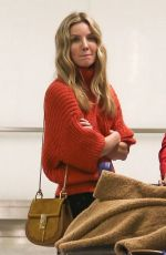 ANNABELLE WALLIS at LAX airport in Los Angeles 01/16/2019