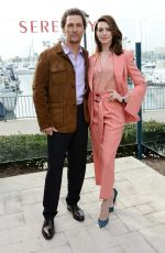 ANNE HATHAWAY at Serenity Photocall in Marina Del Rey 01/11/2019