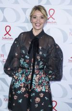 ANNE MARIVIN at Sidaction Gala Dinner in Paris 01/25/2018