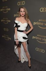 ANNE WINTERS at Amazon Prime Video Golden Globe Awards After Party in Beverly Hills 01/06/2019