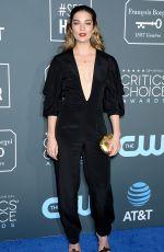 ANNIE MURPHY at 2019 Critics' Choice Awards in Santa Monica 01/13/2019
