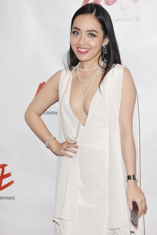 ANTONIA TONG Asians On Film Festival 2019 Closing Night in Los Angeles 01/20/2019