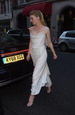 ANYA TAYLOR-JOY at Mayfair Hotel in London 01/20/2019