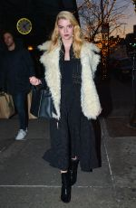 ANYA TAYLOR-JOY Out in New York 01/14/2019