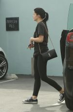 ARIEL WINTER at a Local Studio in Los Angeles 01/29/2019