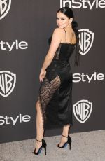 ARIEL WINTER at Instyle and Warner Bros Golden Globe Awards Afterparty in Beverly Hills 01/06/2019