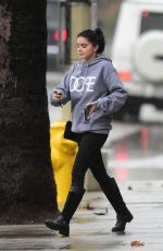 ARIEL WINTER Out and About in Los Angeles 01/16/2019