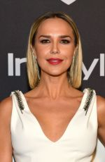 ARIELLE KEBBEL at Instyle and Warner Bros Golden Globe Awards Afterparty in Beverly Hills 01/06/2019