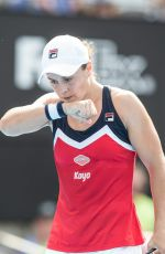 ASHLEIGH BARTY at 2019 Sydney International Tennis 01/09/2019