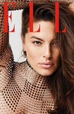 ASHLEY GRAHAM in Elle Magazine, February 2019