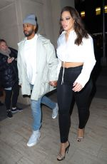ASHLEY GRAHAM Out and About in New York 01/17/2019