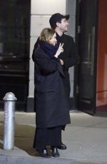 ASHLEY OLSEN and Louis Eisner Out in New York 01/13/2019
