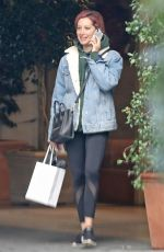 ASHLEY TISDALE Out and About in Los Angeles 01/08/2019