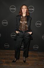 AUBREY PEEPLES at Lifetime Winter Movies Mixer in Los Angeles 01/09/2019