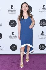 AVA CANTRELL at LA Art Show Opening Night Gala 01/23/2019