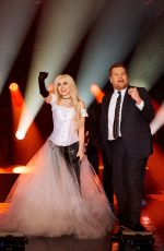 AVA MAX Performs at Late Show with James Corden 01/23/2019