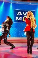 AVA MAX Performs at Today Show 01/25/2019