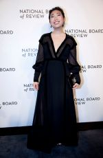 AWKWAFINA at National Board of Review Awards Gala in New York 01/08/2019