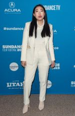 AWKWAFINA at The Farewell Premiere at Sundance Film Festival 01/25/2019