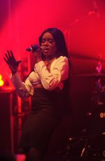 AZEALIA BANKS Performs at Electric Brixton in London 01/27/2019