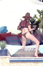 BEHATI PRINSLOO in Bikini at a Beach in Los Cabos 01/08/2019