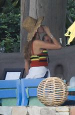 BEHATI PRINSLOO on Vacation in Cabo San Lucas 01/09/2019