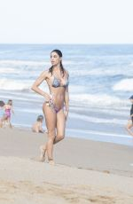 BELEN RODRIGUEZ in Bikini at a Beach in Uruguay 01/08/2019