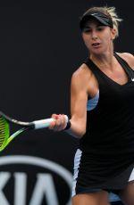 BELINDA BENCIC at 2019 Australian Open at Melbourne Park 01/16/2019