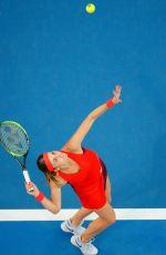 BELINDA BENCIC at Hopman Cup Tennis in Perth 01/01/2019