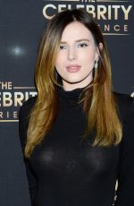 BELLA THORNE at Celebrity Experience Featuring Bella Thorne in Universal City 01/06/2019