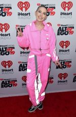 BISHOP BRIGGS at 2019 Iheartradio Alter Ego in Inglewood 01/19/2019