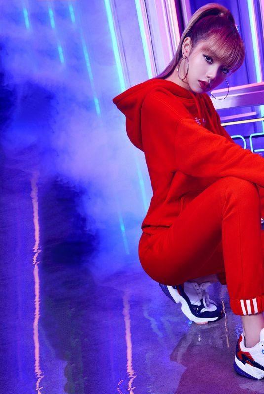 BLACKPINK for Adidas Korea Falcon 2018