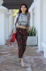BLANCA BLANCO Out Shopping in Malibu 01/23/2019