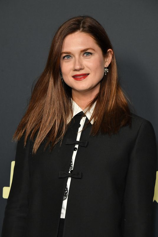 BONNIE WRIGHT at Miu Miu Shako Mako Release Party in Los Angeles 01/25/2019