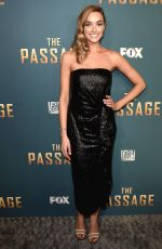 BRIANNE HOWEY at The Passage Premiere at Broad Stage in Los Angeles 01/10/2019