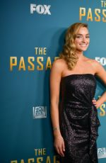 BRIANNE HOWEY at The Passage Premiere Party in Santa Monica 01/10/2019