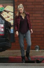 BROOKE BURNS Out and About in Los Angeles 01/17/2019