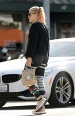 BUSY PHILIPPS Out and About in Los Angeles 01/27/2019