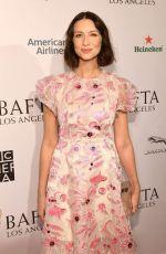CAITRIONA BALFE at Bafta Tea Party in Los Angeles 01/05/2019