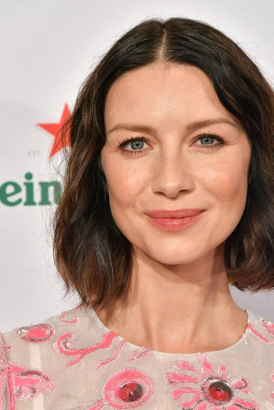 CAITRIONA BALFE at Bafta Tea Party in Los Angeles 01/05/2019