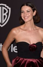 CAITRIONA BALFE at Instyle and Warner Bros Golden Globe Awards Afterparty in Beverly Hills 01/06/2019