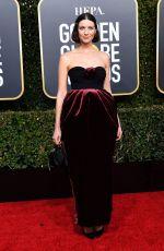 CAITRIONA BLAFE at 2019 Golden Globe Awards in Beverly Hills 01/06/2019