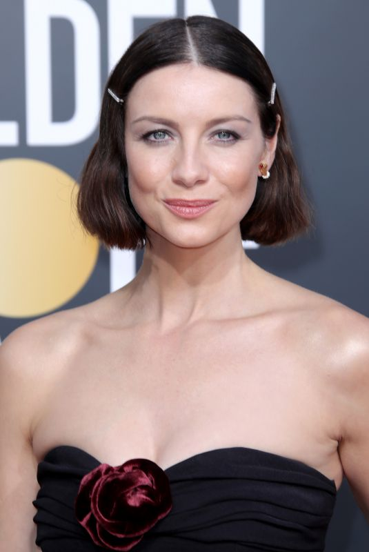 CAITRIONA BLAFE at 2019 Golden Globe Awards in Beverly Hills 01/06/2019