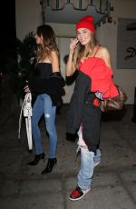 CAMBRIE SCHRODER at Delilah in West Hollywood 02/01/2019