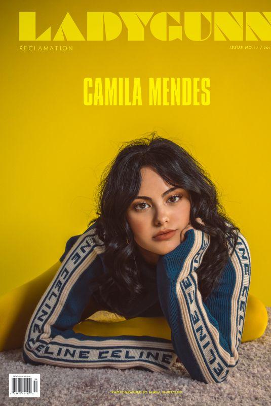 CAMILA MENDES in Ladygunn Magazine, 2019