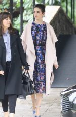 CAMILLA BELLE Out and About in Beverly Hills 01/18/2019