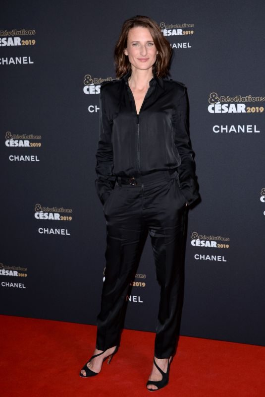 CAMILLE COTTIN at Cesar – Revelations 2019 in Paris 01/14/2019