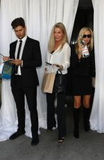 CAMILLE GRAMMER at Andy Cohans Baby Shower in Los Angeles 01/26/2019