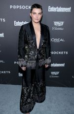 CAMREN BICONDOVA at Entertainment Weekly Pre-sag Party in Los Angeles 01/26/2019