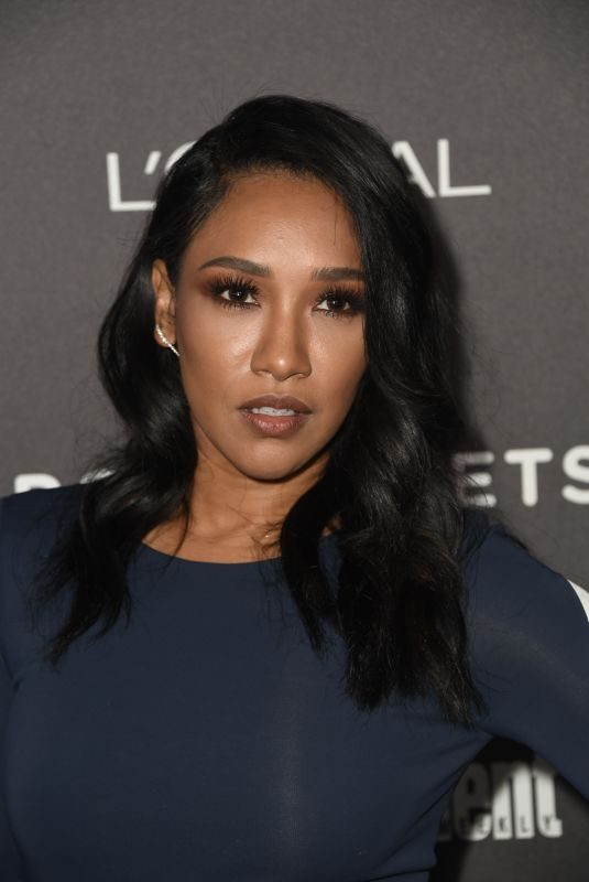 CANDICE PATTON at Entertainment Weekly Pre-sag Party in Los Angeles 01/26/2019